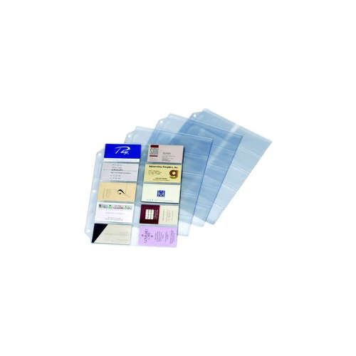 Clear Business Cards Image 1