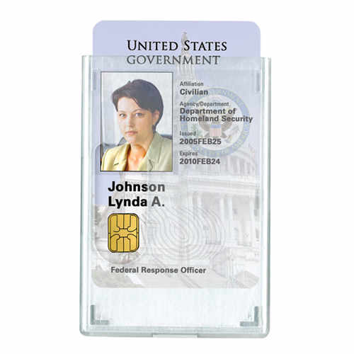 CardProtectors Rigid Shielded Card Holder - 50pk (1840-5081) Image 1