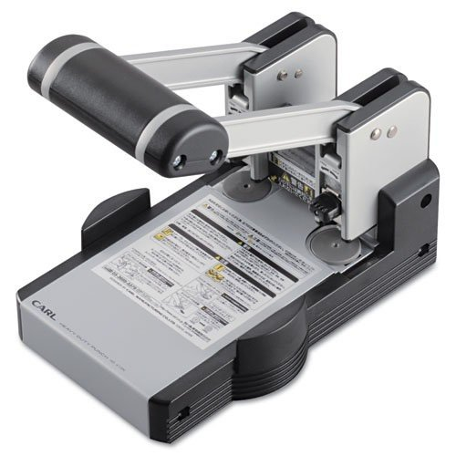 Carl Extra Heavy Duty 100 Sheet 2-Hole Punch - XHC-2100N (CUI62100) Image 1