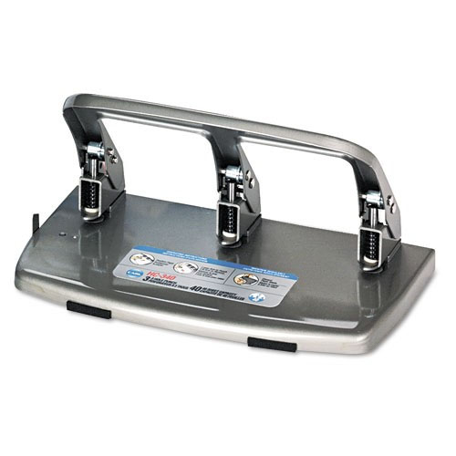 Carl Heavy Duty 40 Sheet 3-Hole Punch (CUI63040) Image 1
