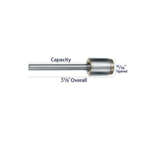 "1/2"" Style A Standard Drill Bit (DBA1-2) Image 1"