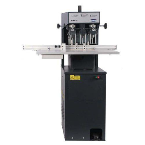 Challenge EH-3 Hydraulic Three Spindle Paper Drill (CH-EH3) Image 1