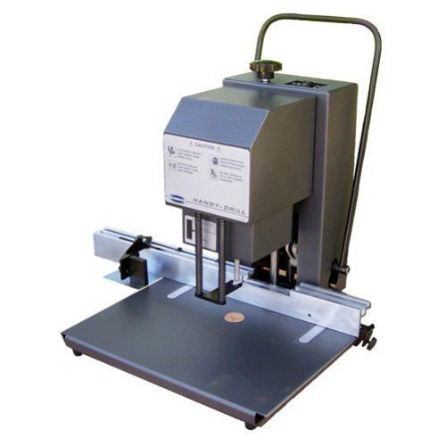 Challenge Handy-Drill Single Spindle Paper Drill (CH-HANDYDRILL) Image 1