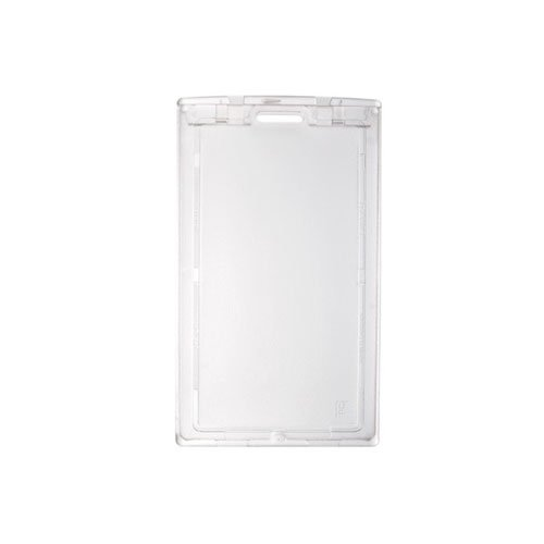 Clear Plastic Id Holders Image 1