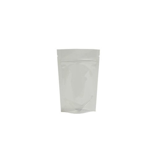 "SealerSales 6.5"" x 10.5"" Clear Stand Up Pouches - 250pk (STP-12Z-400-B) Image 1"