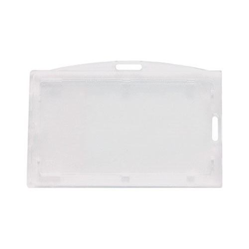 Clear Plastic Holder Image 1