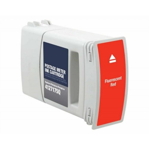 Compatible Red Ink Cartridge (4127175Q) for Neopost IJ90 Postage Meter - 1pk (ECO90) - $351.98 Image 1