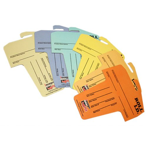 Mustard Core ID Cards for Vinyl Rolls - 10/Pack (MYID10M) Image 1