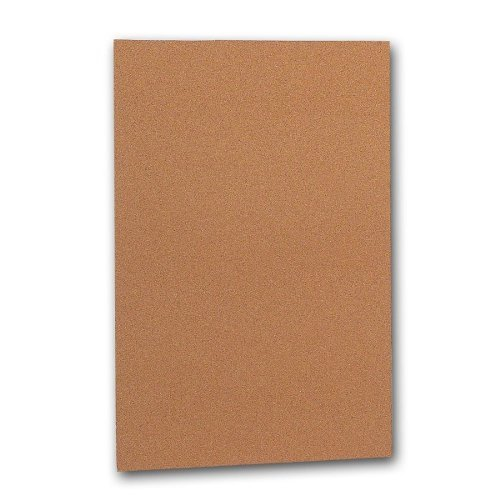 "Flipside 20"" x 30"" Cork Finish Foam Board Project Sheets - 25pk (FS-21300)"
