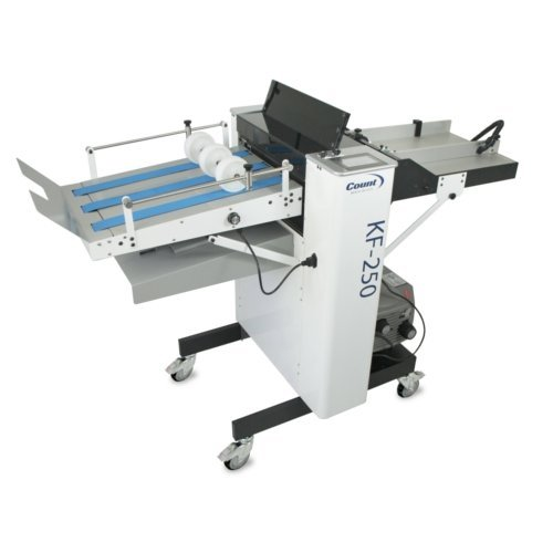 Count Air Feed Knife Folder Add-On for Creasers (KF-250) Image 1