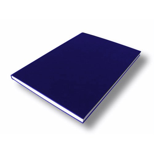 "Coverbind 1/4"" Navy Standard Ambassador Hard Covers 11pk - 675601 (08CBHC14NA)"