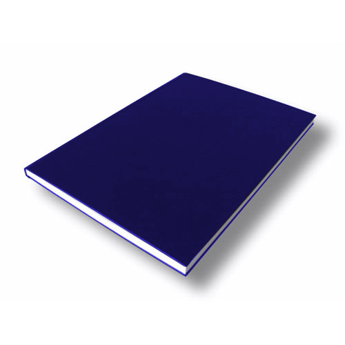 "Coverbind 3/8"" Navy Standard Ambassador Hard Covers 9pk - 675602 (08CBHC38NA)"