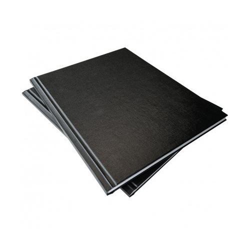 Coverbind Black Standard Ambassador Hard Covers (CBSAHCBK) Image 1