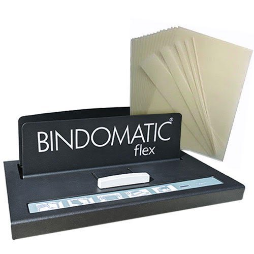 Coverbind Binding Starter Kits