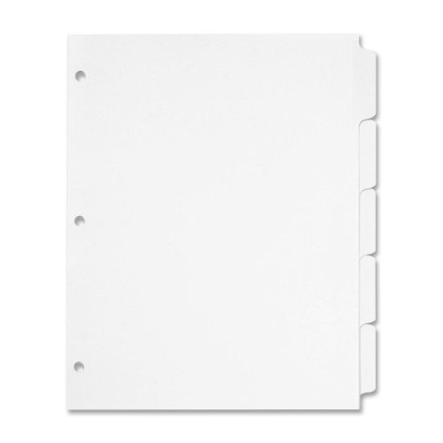 Write and Erase Index Dividers Image 1