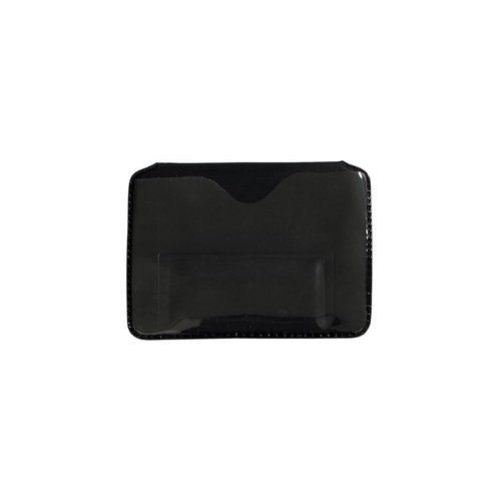 Black Shielded Magnetic Badge Holder Image 1