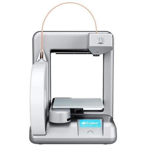 Cubify Cube 3D Printer 2nd Generation (381000) Image 1