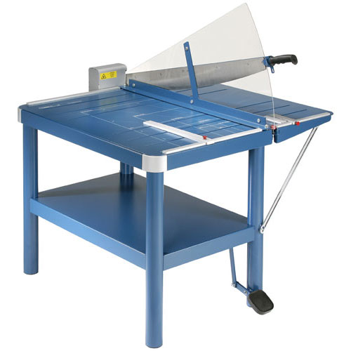 "Dahle 32"" Premium Guillotine Style Ream Cutter (580) Image 1"