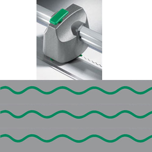 Dahle Wavy Cutting Head For 507 or 507K (DA962) - $18.94 Image 1