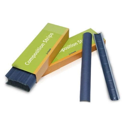"Powis Parker Dark Blue 11"" Fastback Composition Strips (PPFCSDBLU11), Powis Parker brand Image 1"
