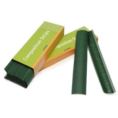 Dark Green Powis Parker / Fastback Composition Strips