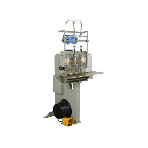 "Deluxe Stitcher 1/4"" Wire Stitcher With Two 26D Heads (M1726D-AST) Image 1"