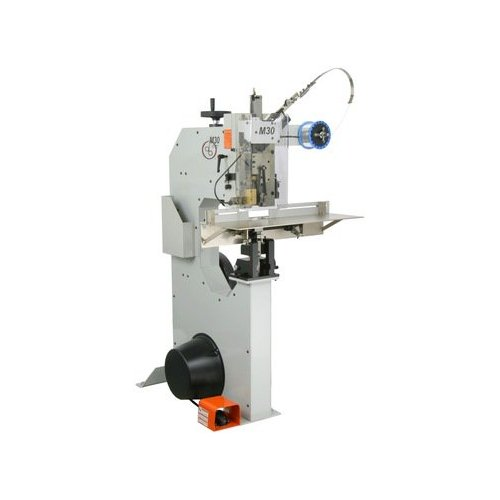 "Deluxe Stitcher M30-AST 1-1/4"" Single Head Wire Stitcher (M30-AST114) Image 1"