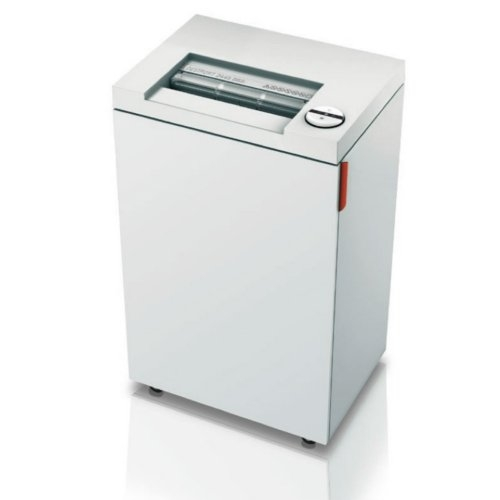 Destroyit 2445 Level P-2 Strip-Cut Paper Shredder (DSH0064) Image 1