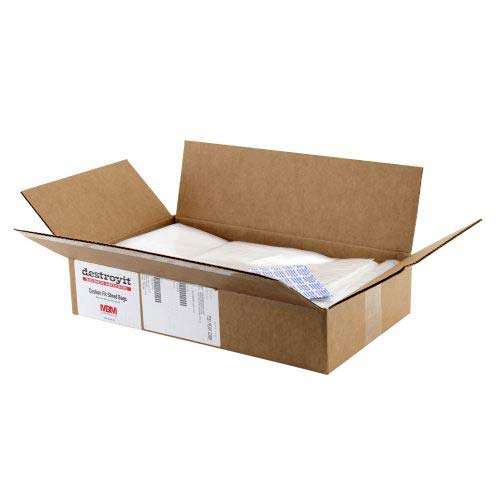 Destroyit 902 Bags for 2501, 2600, 2601, 3801 Shredders (MB-0902) - $111.89 Image 1