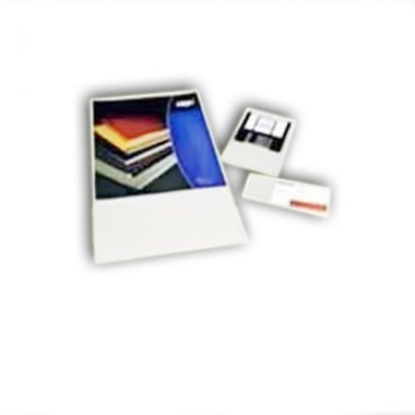 Clear Business Card Pocket Image 1
