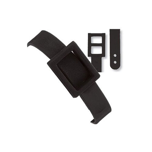 Dual Post Black Plastic Luggage Strap - 500pk (MYID24302001) Image 1