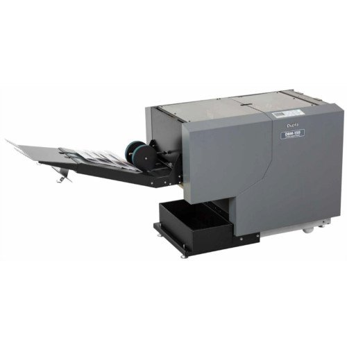 Duplo Automatic Setting Bookletmaker with Corner and Side Staple Kit (DBM-150) - $9500 Image 1