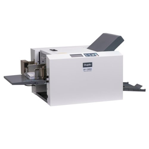Duplo Tabletop Air Suction Folder (DF-1300A) Image 1