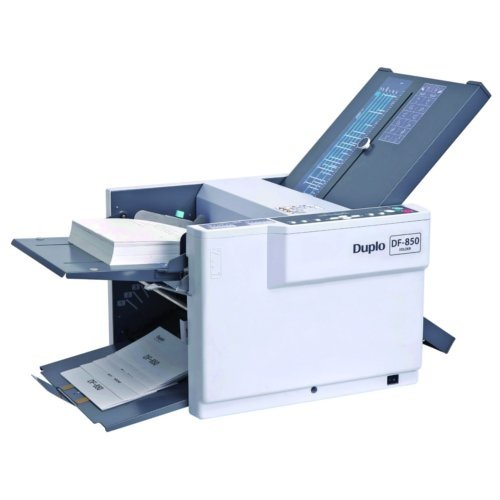 Duplo Friction-Feed Tabletop Paper Folder (DF-850) Image 1