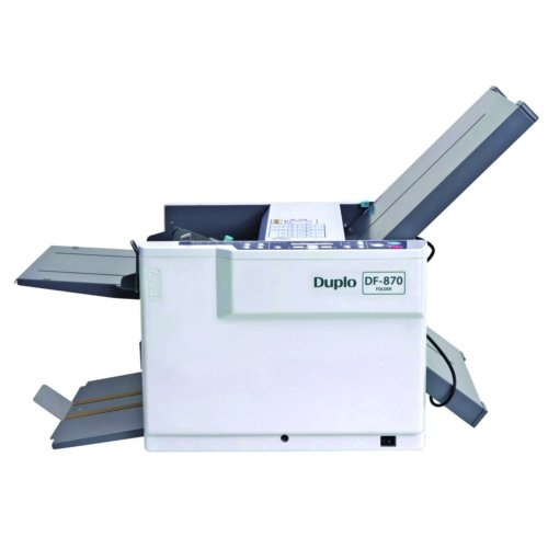 Duplo Automatic Tabletop Paper Folder (DF-870) Image 1