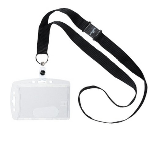 Horizontal Id Card Holder Image 1