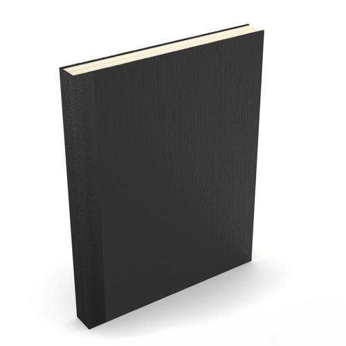 Black Powis Parker / Fastback Binding Covers Image 1