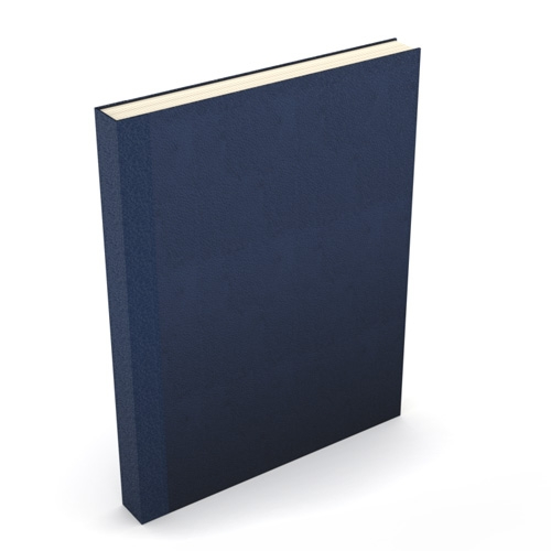Blue Powis Parker / Fastback Binding Covers Image 1