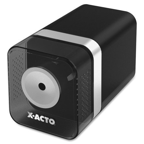 X-Acto Power3 1700 Series Black Electric Pencil Sharpener (EPI1744), X-Acto brand Image 1