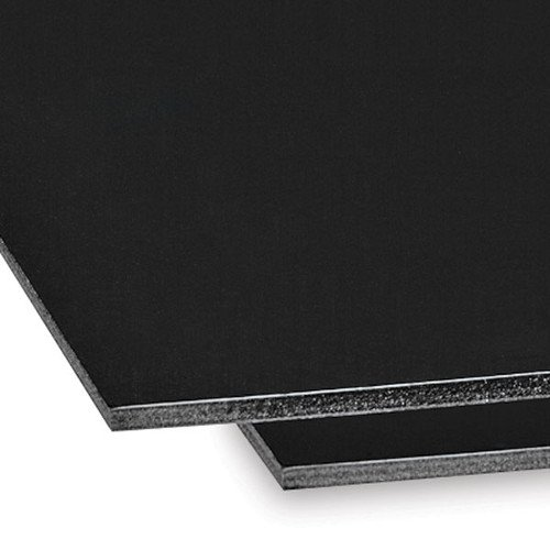 "Elmer's EnCore Black on Black 20"" x 30"" Foam Board - 10pk (MIS-FB2030BB) Image 1"