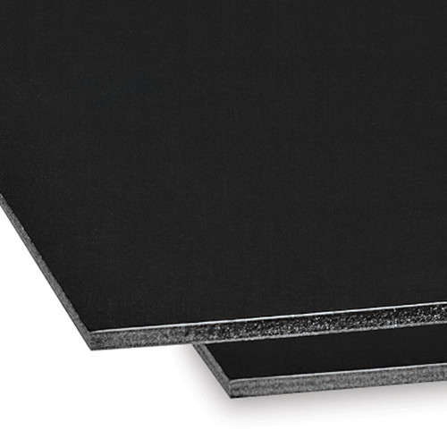 "Elmer's EnCore Black on Black 32"" x 40"" Foam Board - 25pk (MIS-FB3240BB) Image 1"