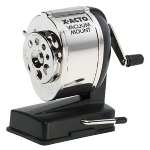 X-Acto Vacuum Mount Manual Pencil Sharpener (EPI1072), X-Acto brand Image 1