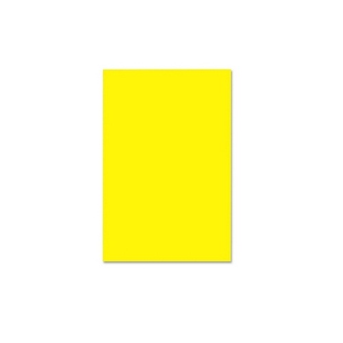 "Elmer's 30"" x 20"" Yellow Foam Board - 10pk (EPI950050) Image 1"