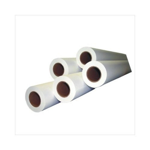 "Performance Office Papers 20lb 42"" x 150' Ink Jet Bond Wide Format/CAD Roll With 2"" Core (POPE42150) Image 1"