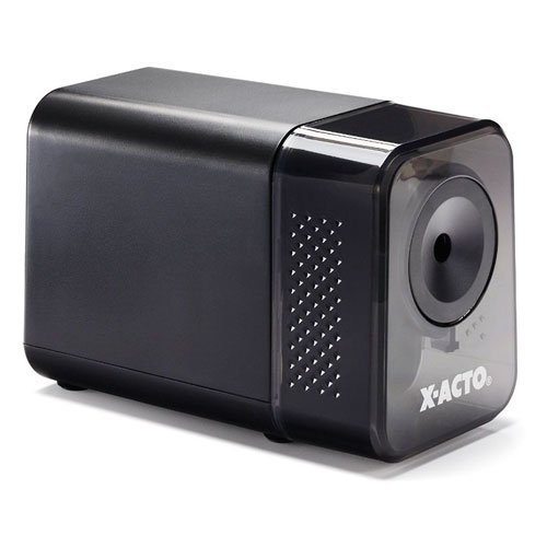 X-Acto XLR 1800 Series Black Electric Pencil Sharpener (EPI1818) Image 1