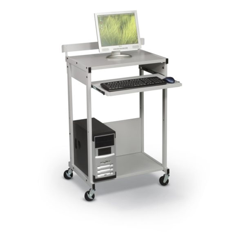 Essentials by MooreCo Max Stax Multipurpose Cart Stand-Up Worstation (ES-25983), Brands Image 1