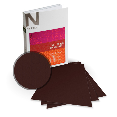 Neenah Paper Esse Texture Espresso A3 100lb Card Stock - 4 Sheets (NESTCE400-L) - $6.89 Image 1