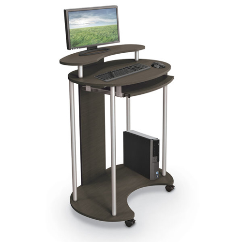 Essentials by MooreCo Up-Rite Standing Mobile Workstation (91105) Image 1