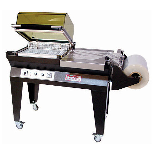Truline Preffered Pack All-in-One Sealer/Shrink Chamber Machine (PP-48ST), Truline brand Image 1