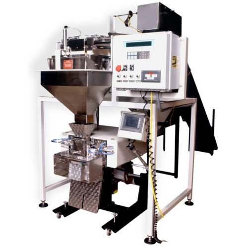 Packaging Products Ultra-Scale Automatic Net-Weigh Single/Dual Head Scale (US-7000) Image 1